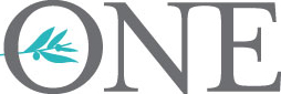 "Image of ""One"" in the Arts One logo"